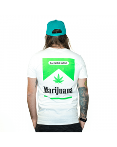 HIGHLINES | MARIJUANA MARLBORO T-SHIRT
