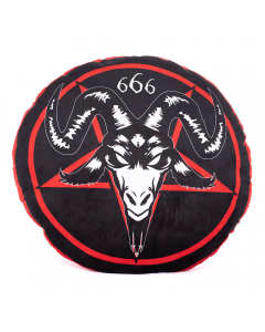 WAKE 'N' BAKE | SATANIC 666 CUSHION
