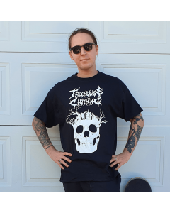 THC | SKULL GRAVE T-SHIRT - Off Ya Tree