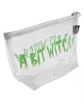A BIT WITCHY COSMETIC BAG