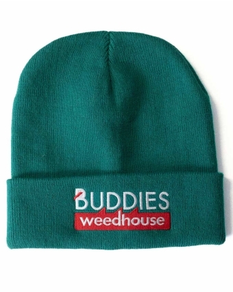 Highlines Buddies Weedhouse Beanie Img 3   The Bong Shop