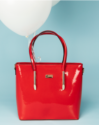 THE VERY CHERRY TOTE BAG